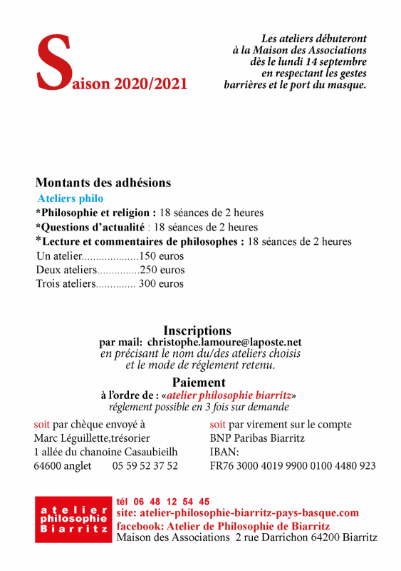 Adhesions atelier philo biarritz 20 21 p